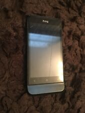 HTC One V 4GB Black Virgin Mobile Android Smartphone READ-For Parts Sold As is