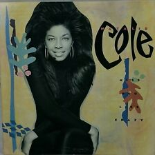 Natalie Cole miss you like crazy             LP Record