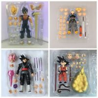 Super Saiyan Dragon Ball Z God Goku Vegetto Vegeta Trunks Frieza Action Figure