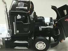 1/64 DCP BLACK T660 KENWORTH DAY CAB