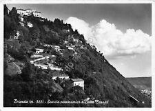Cartolina Brunate Panorama parziale e Baita Lazzati
