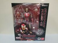 Bandai S.H.Figuarts Marvel Avengers 2 Iron Man Mark 43 MK43 SHF Action Figure