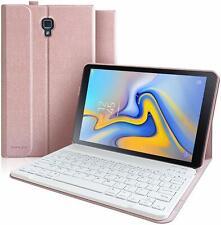 "Tablet Bluetooth Keyboard+Case For 2018 Samsung Galaxy Tab A 10.5"" SM T590 T595"