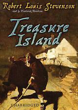 Treasure Island by Robert Louis Stevenson (CD-Audio, 2005)