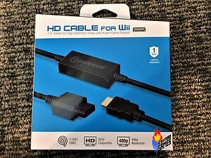 New HDMI HD AV Cable for Nintendo Wii (Hyperkin)
