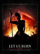 NEW Within Temptation - Let Us Burn - DVD Mixed product