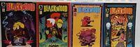 Blackwood 1 2 3 4 Complete Set Series Run Lot 1-4 FN