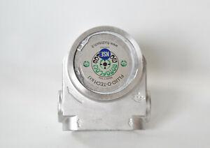 PA610 - Stainless Steel Rotary Vane Pump Rotoflow Fluid-o-Tech