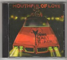 (GL707) Mouthful of Love, Young Heart Attack - 2004 CD