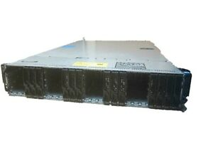Dell PowerEdge C6220 II 4 Node 24 Port SFF 8xXeon E5-2650v2 64 Total core,64GB