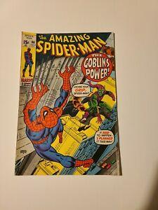 Amazing Spider-Man #98 Green Goblin