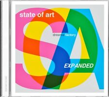 State Of Art - Dreams Factory EXPANDED 2017 ALBUM CD