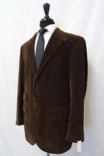 Men's HUGO BOSS Burton Brown Corduroy Jacket Blazer 40R CC7542