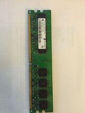 Infinion 4x1GB 2Rx8 PC2-5300E DDR2 667MHz ECC HYS72T128020HU Desktop MemTest86