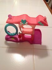 Littlest Pet Shop Playful Puppy House With Tire Swing ~ LPS