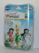 Vtech Vsmile Pocket Learning System Game Disney Fairies Tinkerbell