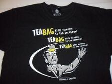 Medium- Tea Bag T- Shirt