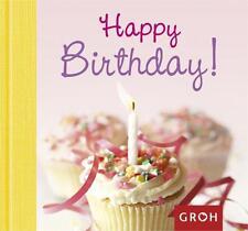 Happy Birthday! von Klara Sophie Lechner (Gebunden) Glückwunschbuch