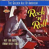 The Golden Age Of American Rock 'n' Roll V4 (CDCHD 500)