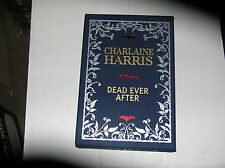 Dead Ever After (Limited Signed Linen-Bound Edition) by Charlaine Harris (2013)