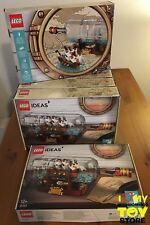 """Lego Ideas 21313 - Ship in Bottle"""""""