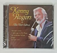 Kenny Rogers & The First Edition, 2001, Direct, CD, Brand New, Factory Sealed