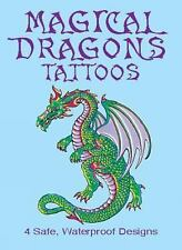 Dover Tattoos: Magical Dragons Tattoos by Eric Gottesman (2003, Paperback)