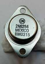 2N6284 Transistor NPN-Darl+Di 100V 20A 160W B 750