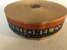 LIONEL LOGO POSTWAR MADISON HARDWARE ORIGINAL UNTOUCHED PACKING TAPE FULL ROLL!