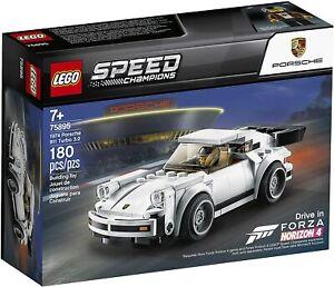 LEGO® Speed Champions 75895 - 974 Porsche 911 Turbo 3.0