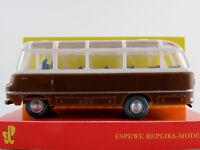 Busch/Espewe 95708 Robur LO 2500 Bus (1961-1964) in braun/weiß 1:87/H0 NEU/OVP