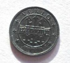 VTG WW2 ERA ELEKTRICITEIT SPENNING VENLO LIMBURG NETHERLANDS ELECTRIC COIN TOKEN