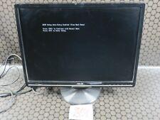 "Asus VW224T 22"" TFT LCD Monitor DVI-VGA-Audio- Anschluss #28101"