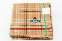 Vivienne Westwood Men's  Handkerchief Graph check pattern from Japan