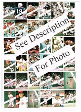 *SEE DESCRIPTION FOR PHOTO * RUSTY STAUB 1969Game Expos Mets Tigers Nationals