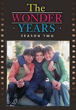 The Wonder Years . Season 2 . Wunderbare Jahre Staffel . Fred Savage . 4 DVD NEU