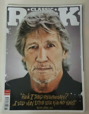 Classic Rock Magazine June 2011 #158 Roger Waters Cover