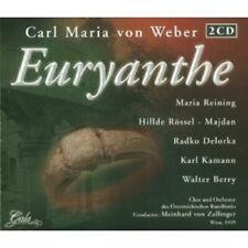 EURYANTHE 2 CD NEU