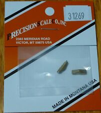Precision Scale HO #31269 Frogs, Buda Rerail Style (Brass Castings)