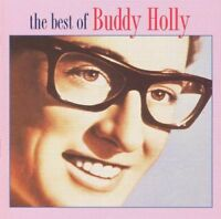 BUDDY HOLLY - THE BEST OF CD ~ OH BOY~HEARTBEAT +++ GREATEST HITS~CRICKETS *NEW*