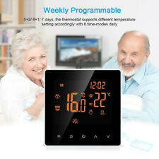 WIFI Thermostat Touch LCD Smart Programmable Electric Heating App Control