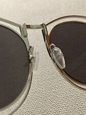 Air Tech Screw In Replacement Nose Pads for Karen Walker Sunglasses Eyewear NEW