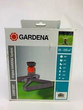 Gardena 1948 7-Setting Circular Sprinkler Vario With Base