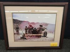 Howitzer Picture Memorabilia Print Photo Afghanistan U.S Soldier Military Army