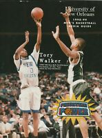 1998-99 University of New Orleans Privateers NCAA Basketball Media Guide