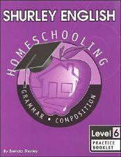 Shurley English Level 6 Practice Book - New