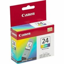 GENUINE AUTHENTIC CANON BCI 24 COLOUR INK CARTRIDGE