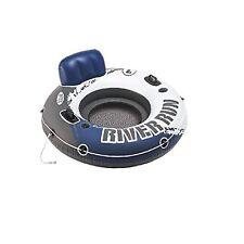 Intex River Run 1 Inflatable Float Tube Blue