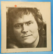 GORDON LIGHTFOOT SUMMER SIDE OF LIFE 1971 ORIGINAL GREAT CONDITION! VG++/VG!!A
