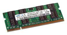 1GB DDR2 Samsung M470T2953EZ3-CE6, SODIMM, PC2-5300, Non-ECC, 200 Pin